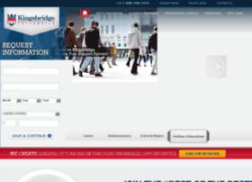 kingsbridgeuniversity.com