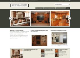 kingscabinets.com