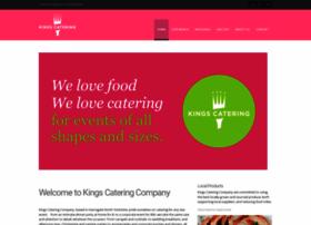 kingscateringcompany.co.uk
