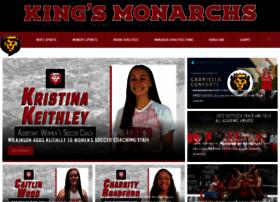 kingscollegeathletics.com
