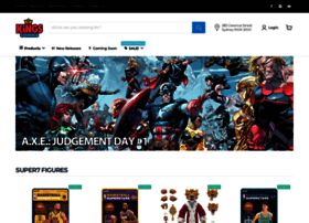 kingscomics.com