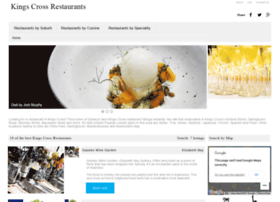 kingscrossrestaurants.com.au
