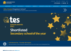 kingsdownschool.co.uk
