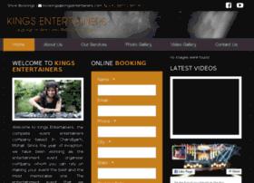 kingsentertainers.com