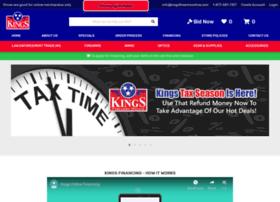 kingsfirearmsonline.com