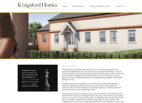 kingsfordhomes.co.uk