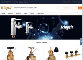 kingsirvalve.com