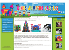 kingsjumpingcastles.co.za