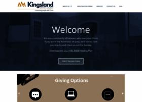 kingslandbaptist.com