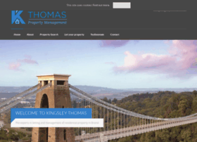 kingsleythomas.co.uk