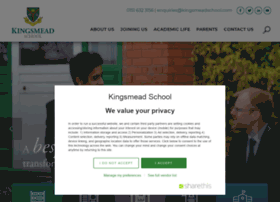 kingsmeadschool.com