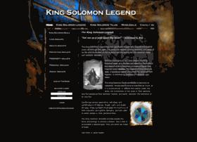 kingsolomonlegend.com