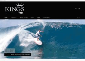 kingspaddlesports.com
