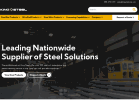 kingsteelcorp.com