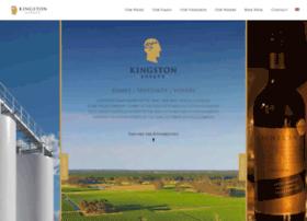 kingstonestatewines.com