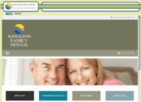 kingstonfamilydental.mydentalvisit.com