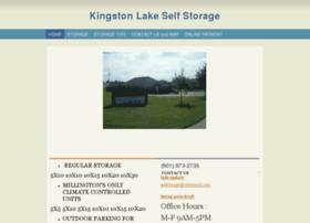 kingstonlakestorage.com