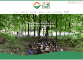 kingstonlandtrust.org