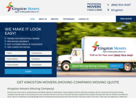 kingstonmovers.net