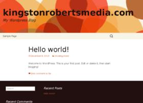kingstonrobertsmedia.com