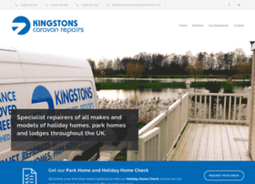 kingstonscaravanrepairs.com
