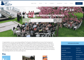 kingstonweddingplanner.com