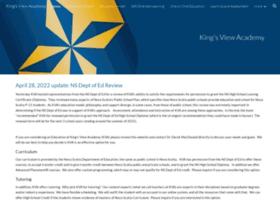 kingsviewacademy.com
