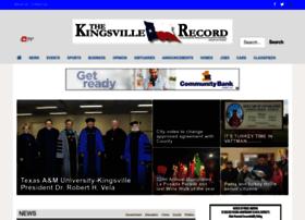 kingsvillerecord.com