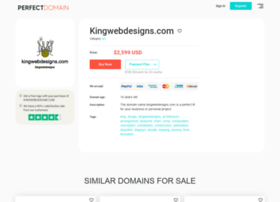 kingwebdesigns.com