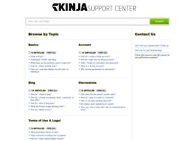 kinja.desk.com
