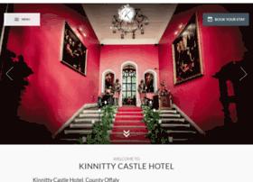 kinnittycastlehotel.com