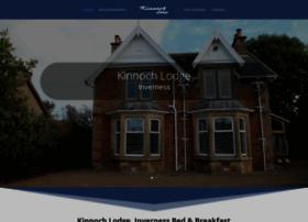 kinnoch-lodge.co.uk