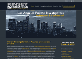 kinseyinvestigations.com