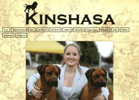 kinshasaridgebacks.com