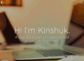 kinshukghildial.com