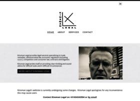 kinsmanlegal.com