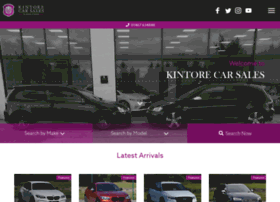 kintorecarsales.co.uk