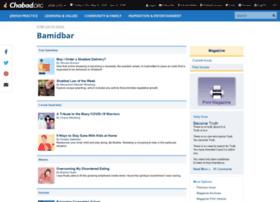 kinus.chabad.edu