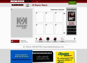 kioskoymas.diariovasco.com