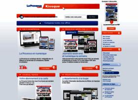 kiosque.laprovence.com