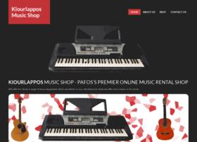 kiourlapposmusicshop.com