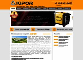 kipor-power.ru