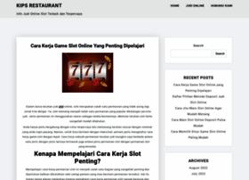 kipsrestaurant.net