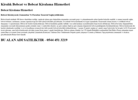kiralik-bobcat.net