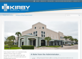 kirbysurgicalcenter.com