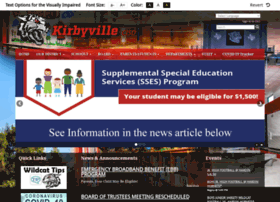 kirbyvillecisd.org