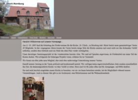 kirche-hornburg.de