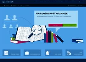 kirchenbuchportal.findbuch.net