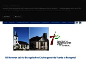 kirchengemeinde-voerde.de