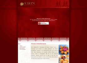 kirinrestaurants.com